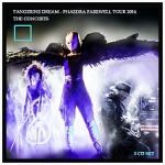 Tangerine Dream - Phaedra Farewell Tour 2014 (3er CD + Book)